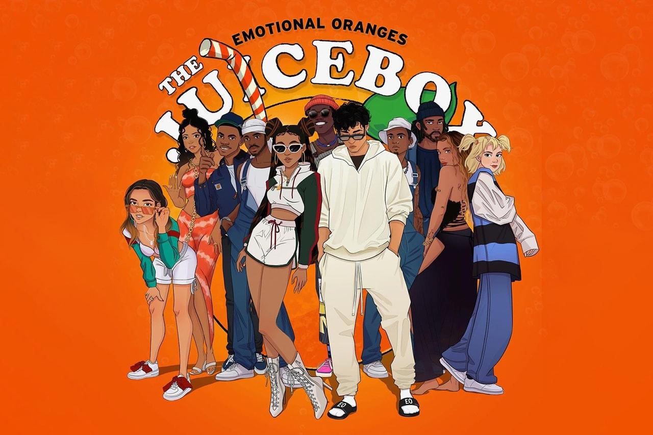 emotional oranges the juicebox album interview azad vali a v