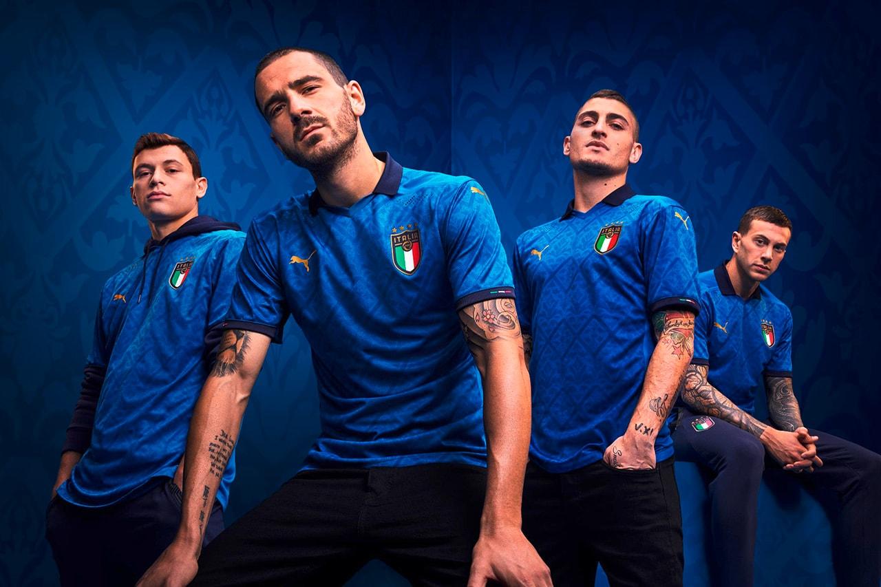 uefa euro 2020 2021 football kits best jersey england spain germany belgium finland sweden austria italy portugal france nike puma adidas details