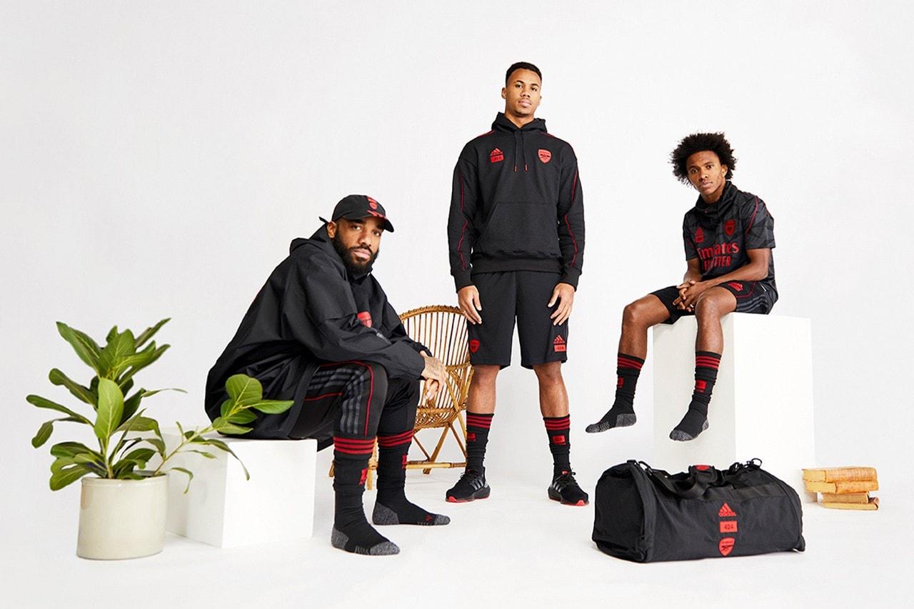 フットボールとファッションが邂逅した5つのコラボをプレイバック football fashion collaborations crossovers Nike Palace Juventus Virgil Abloh Arsenal Euro 2020 Yohji Yamamoto Real Madrid Martine Rose adidas 424 off-white