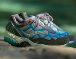 """FRESH RAGS and Saucony Present Its Grid Web """"Manatee"""" Collaboration"""