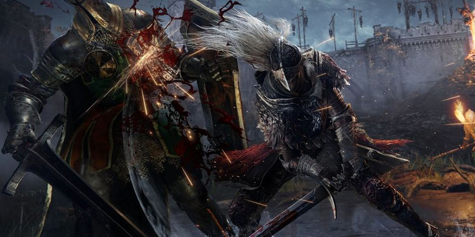 George R. R. Martin and FromSoftware's 'Elden Ring' Has Dropped a Surprise Gameplay Trailer