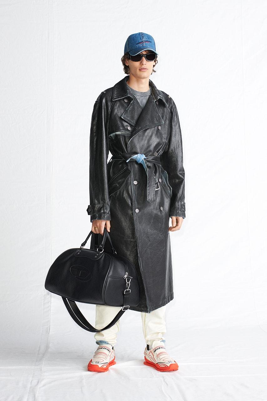 Glenn martens diesel milan fashion week show nicola formichetti campaign