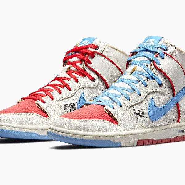 Ishod Wair x Magnus Walker Nike SB Dunk High