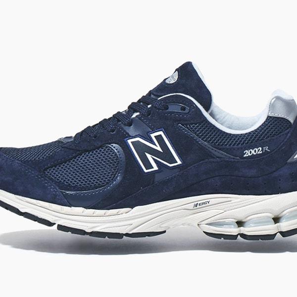 New Balance 2002R Navy & Gray