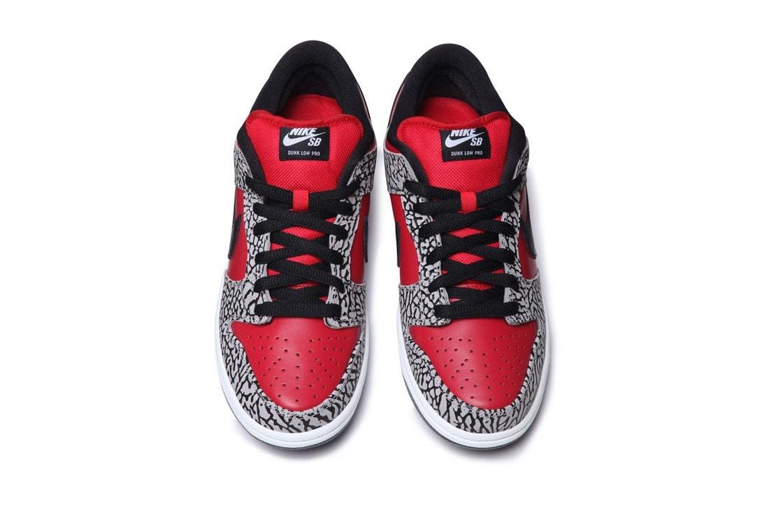 Nike SB Dunk Low High History Best Footwear Swoosh Comprehensive Breakdown Difference Legacy Design Silhouette Sneaker Research