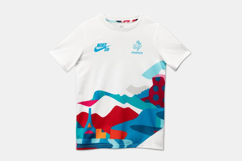 nike sb skateboarding tokyo olympic games 2020 2021 team federation kits uniformes eua japão brasil frança parra data de lançamento oficial informações fotos preço lista da loja guia de compra
