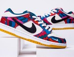 Take a Detailed Look at the Upcoming Parra x Nike SB Dunk Low Collab