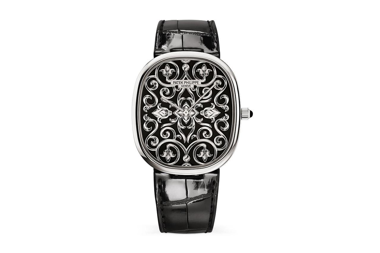 """パテック フィリップが展覧会 """"レア ハンドクラフツ 2021"""" で発表した新作6点にクローズアップ Patek Philippe Drops Two Years Worth of Complicated Watches at Geneva Exhibition"""