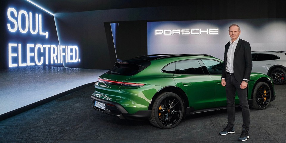 Porsche Will Build Its Own Battery Cells for Sports Cars Beginning 2024