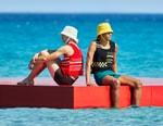 Prada Heads to the Beach With Joyful SS22 Menswear Collection