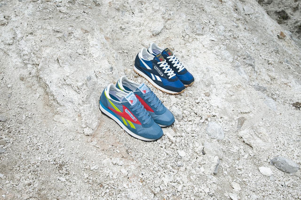 reebok archive history tennis sneaker footwear colorway OG sneakerhead club c nylon az ii