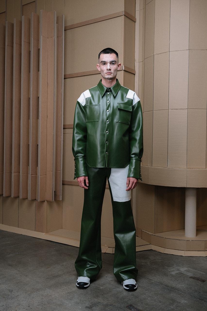 Reuben Selby Headie One Maisie williams game of thrones bimini bon boulash london fashion week