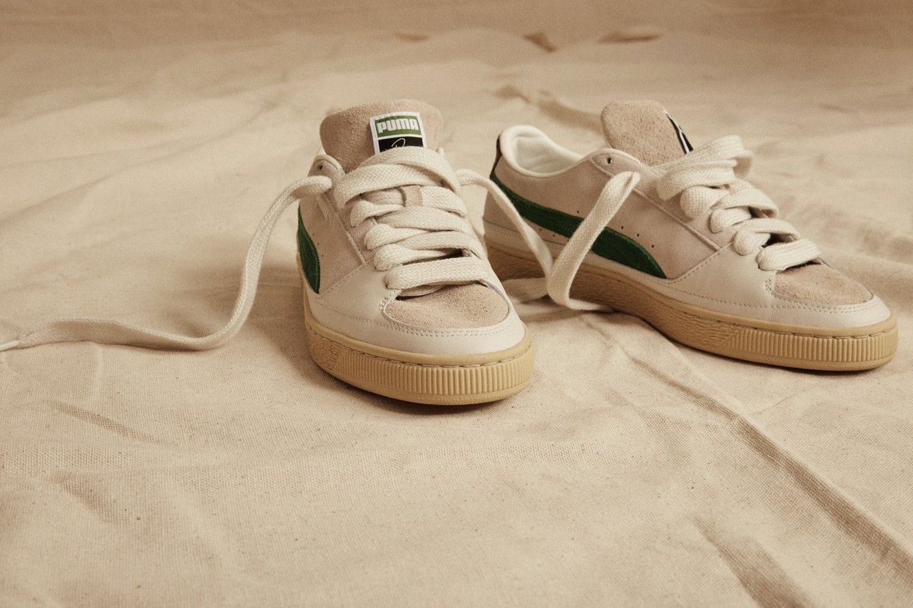 sole mates rhuigi villasenor puma suede rhude interview conversation official release date info photos price store list buying guide