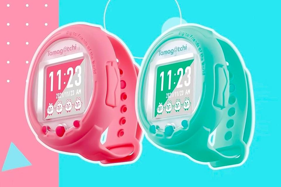 Tamagotchi smartwatch