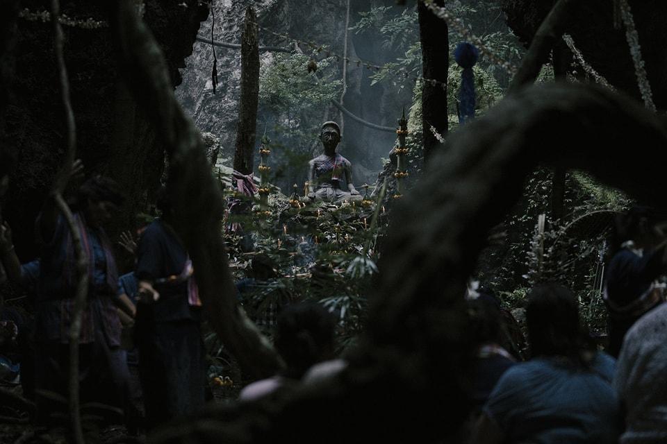 Thai Korean Horror Film The Medium Trailer Hypebeast