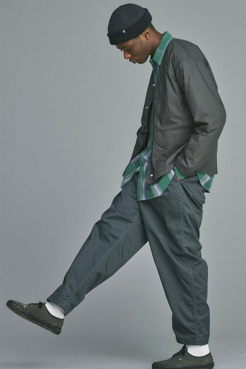 """THE NORTH FACE PURPLE LABEL's FW21 """"ROOTS IN THE WIND"""""""