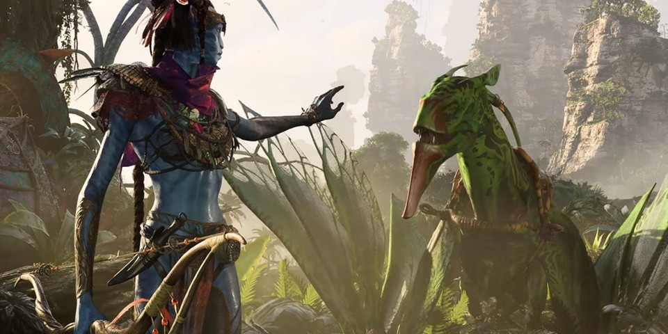Ubisoft Offers First Look at 'Avatar: Frontiers of Pandora'