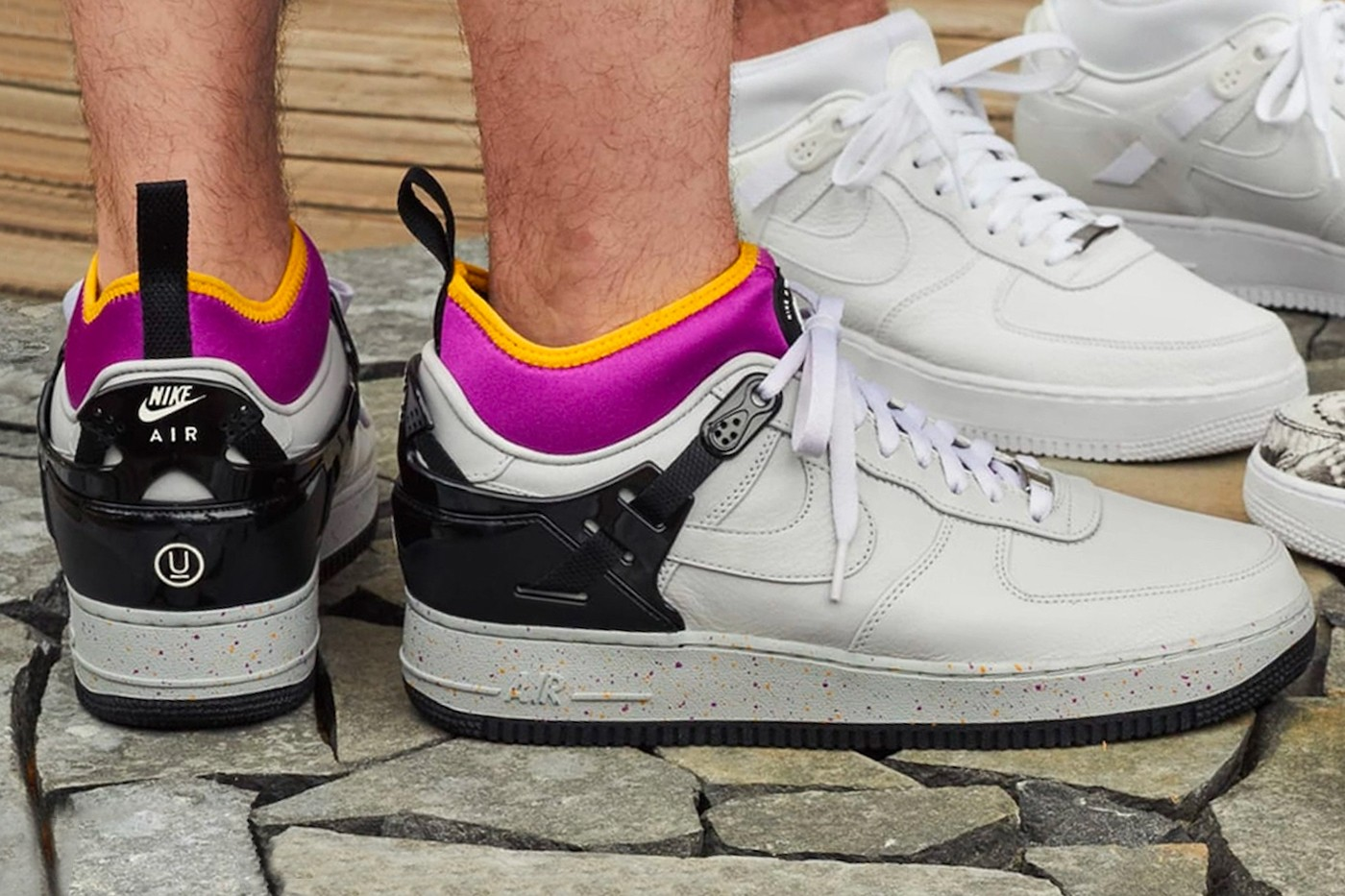 UNDERCOVER x Nike Air Force 1