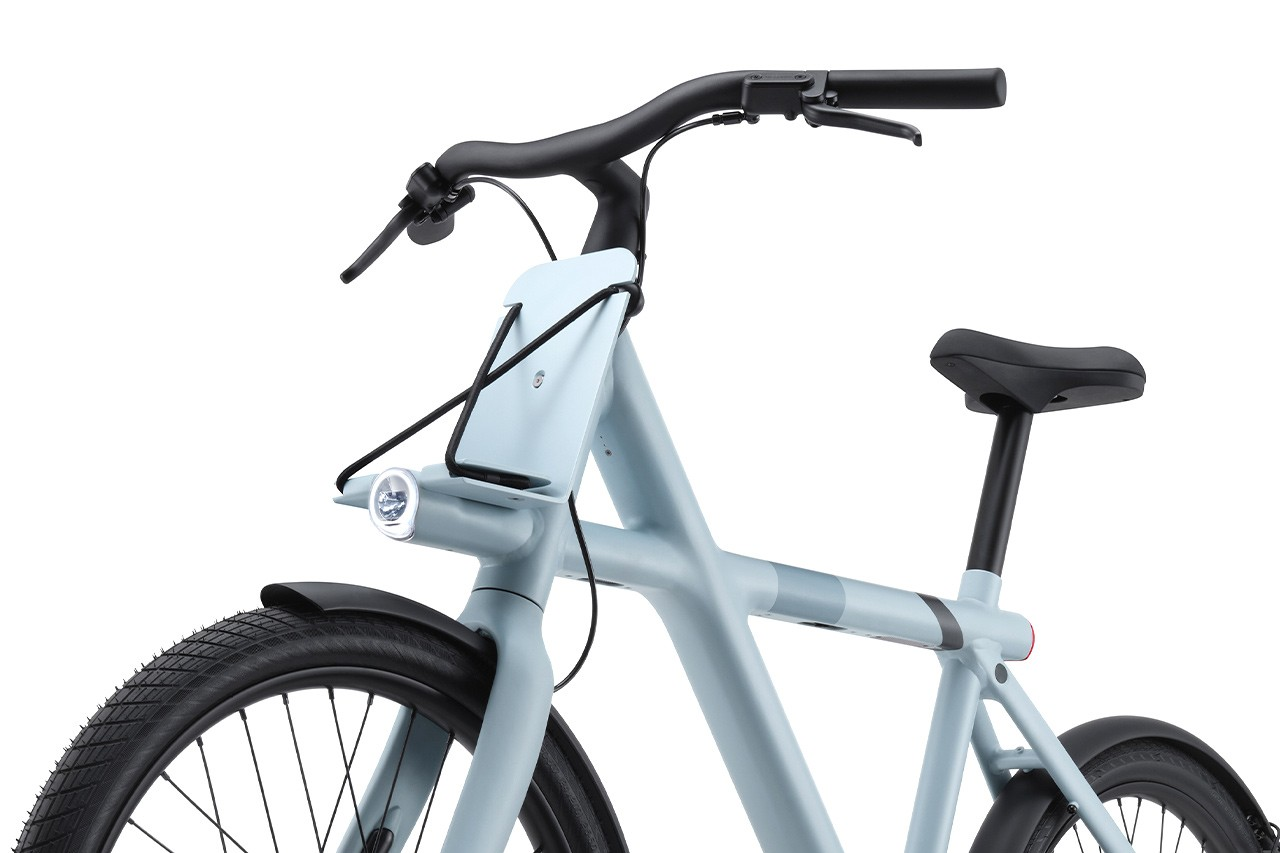 VanMoof electric bikes e-bike cycling news information Pascal Duval interview quotes release information Dutch amsterdamn