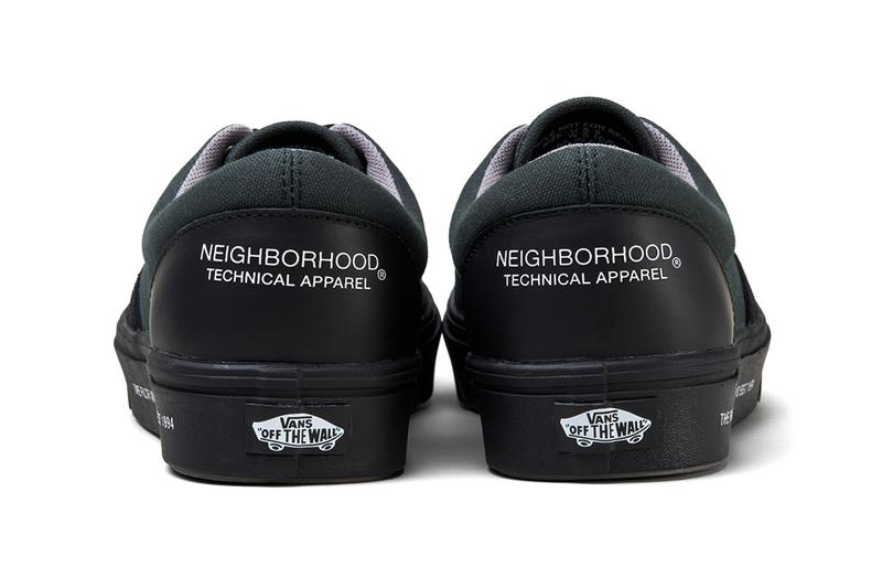 NEIGHBORHOOD and Vans Tease Comfycush Sk8-Hi and Era Collection THE FILTH AND THE FURY shoes sneakers shoes Japan streetwear