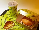 "Vetements Returns With ""Vetements Burger 2.0 Next Level Edition"""