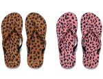 WACKO MARIA and el Nido flips Deliver Suede Leather Flip-Flops for the Summer