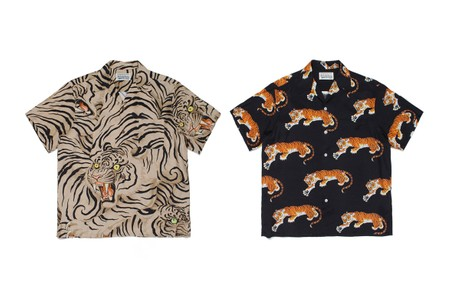 WACKO MARIA Reconnects With Acclaimed Tattoo Artist Tim Lehi for SS21