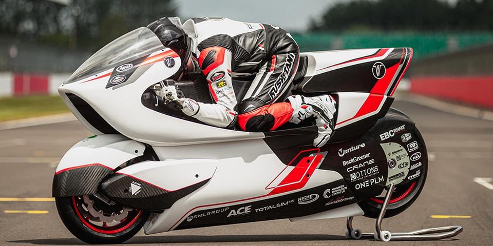 White Motorcycle Concepts' WMC250EV Is a 250 MPH+ Aerodynamic Marvel
