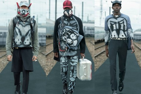 Givenchy Spring 2022 Pre-Collection Is a Celebration of Cultures