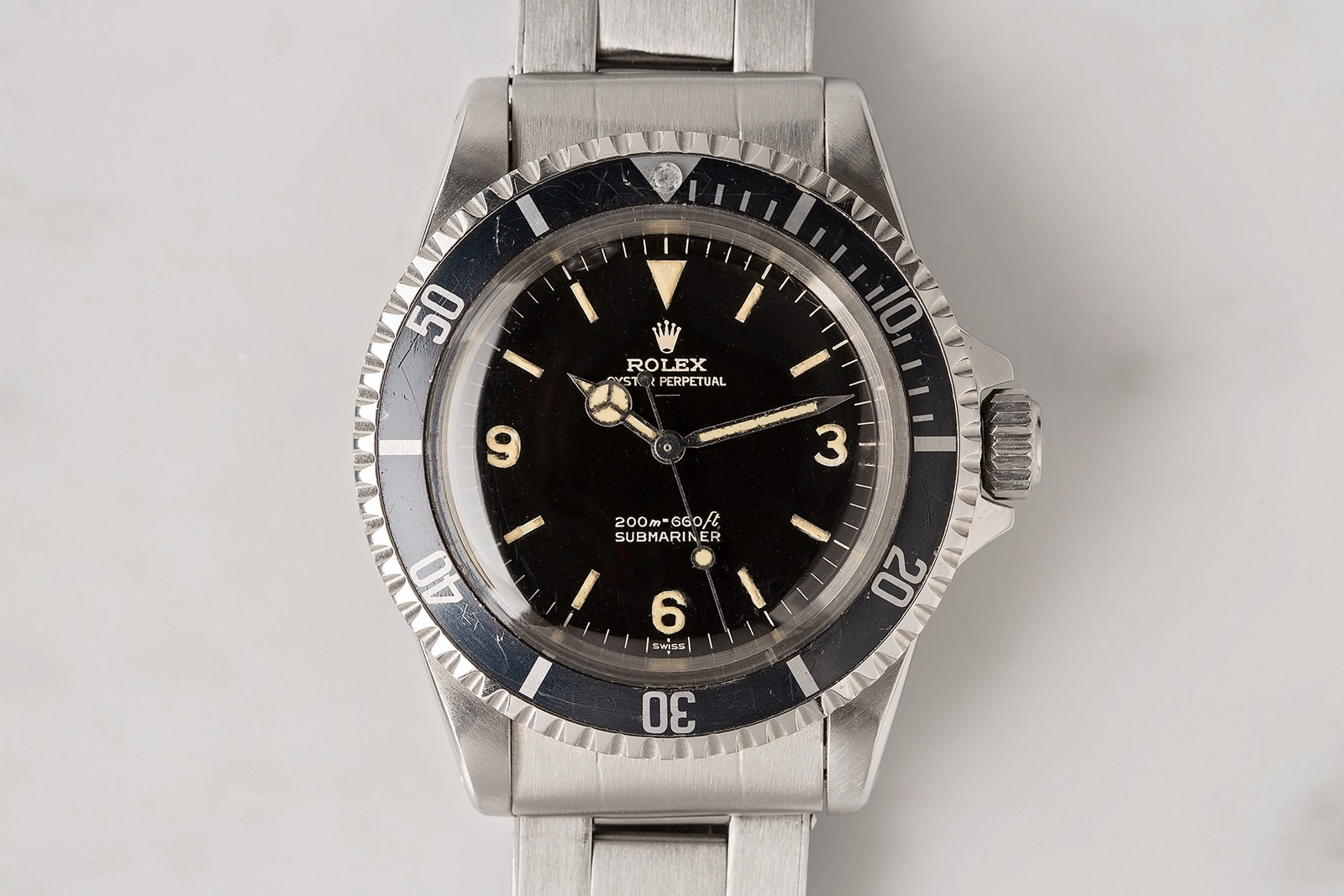 A Beginner's Guide to Some of Rolex's Most Intriguing Submariner Variants Pt. 2