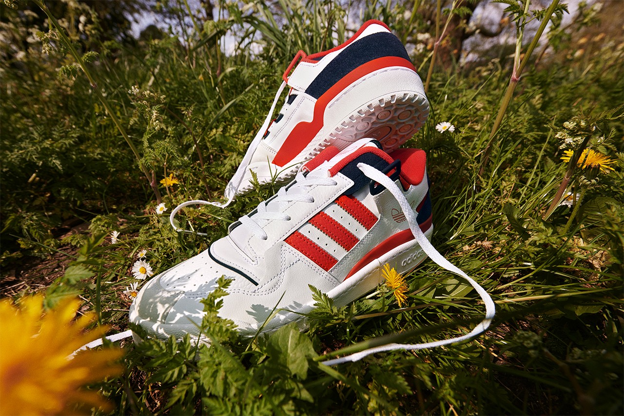 adidas originals forum low mid high sneaker footwear basketball 1980s classic signature trainers