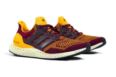 """Sun Devil Fans, There's an adidas Ultra4D """"Arizona State"""" Headed Your Way"""
