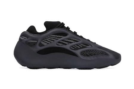 """adidas YEEZY 700 V3 """"Dark Glow"""" is Unveiled"""