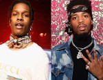 A$AP Rocky and Metro Boomin Are Cooking in the Studio