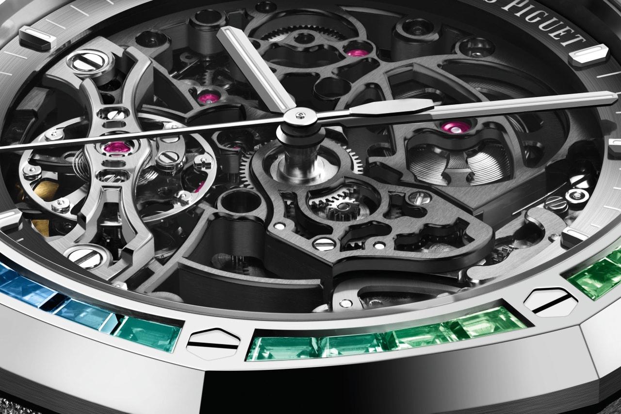 オーデマピゲ から ロイヤル オーク の2021年夏シーズンの新作レディースモデルが公開 With Case Sizes Up To 41mm Everyone Should Get Involved With Audemars Piguet's 2021 Women's Watches