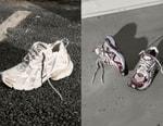 Balenciaga Drops Its Chunky and Distressed Runner Sneaker