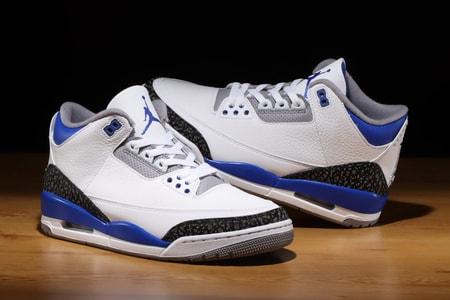 """The Air Jordan 3 """"Racer Blue"""" Revs Up This Week's Best Footwear Drops"""