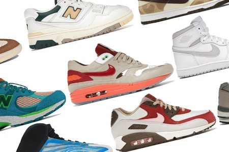 Editor's Picks: Our Favorite Sneakers We Wore in the First Half of 2021