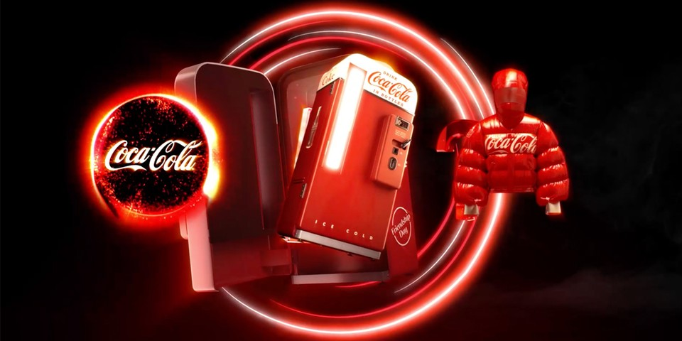 Coca-Cola Auctions First NFT Collectibles Inspired by Video-Game Loot Boxes