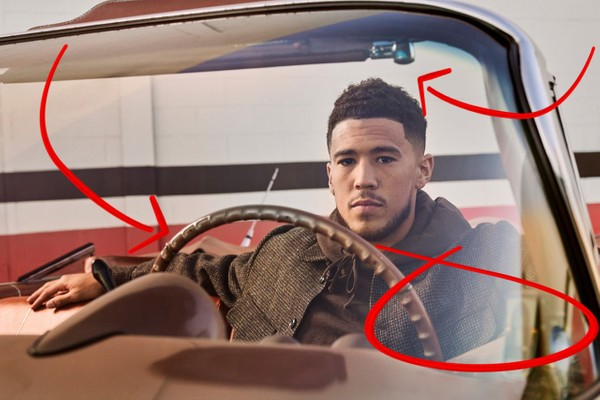 Devin Booker's Elite Car Collection Is Exposed in Latest Episode of 'Tagged'