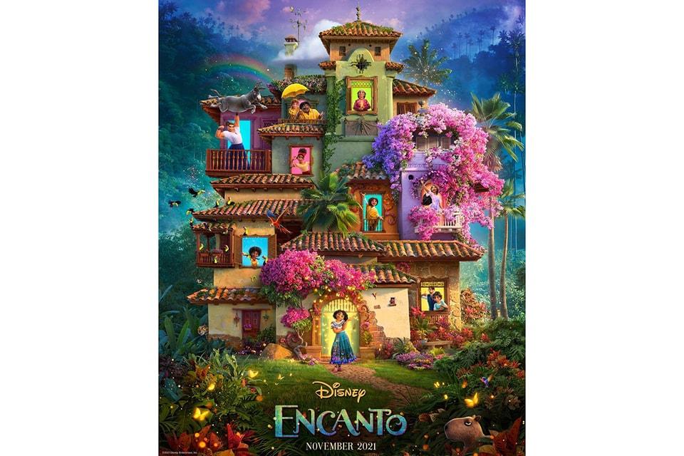 Disney Encanto Movie Trailer Hypebeast