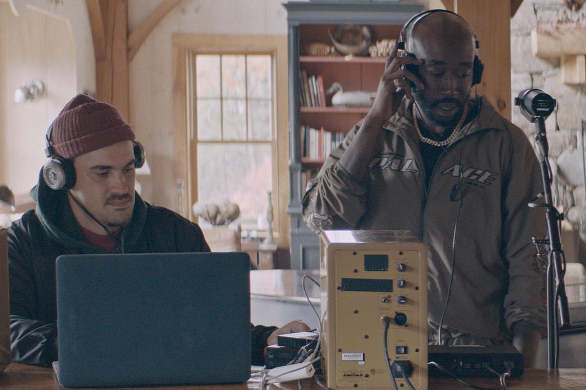 Freddie Gibbs Down With The King Interview sss alfredo the alchemist breaker studio Diego Ongaro new album acting debut