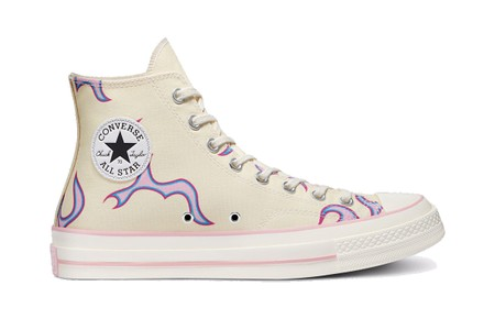 GOLF WANG and Converse Fire Up a New Flame-Printed Chuck 70 Hi