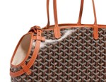 Goyard Reworks Its Iconic Tote Bag to Make Room for Pets