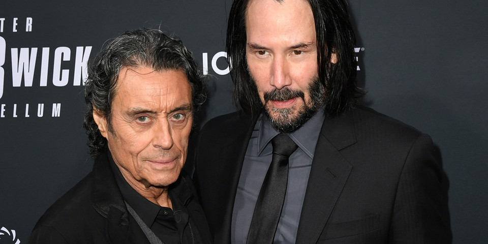 Ian McShane to Reprise Role as Winston in 'John Wick: Chapter 4'