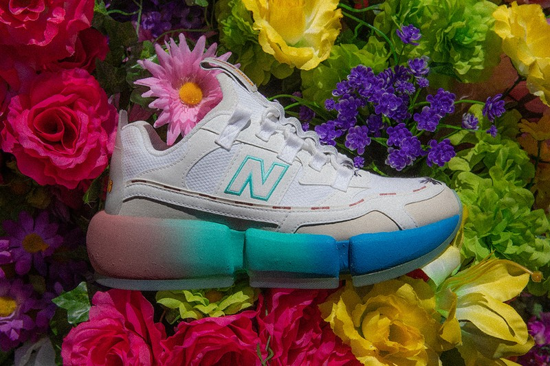"""Jaden Smith's New Balance Vision Racer """"Trippy Summer"""" Pack is Revealed"""