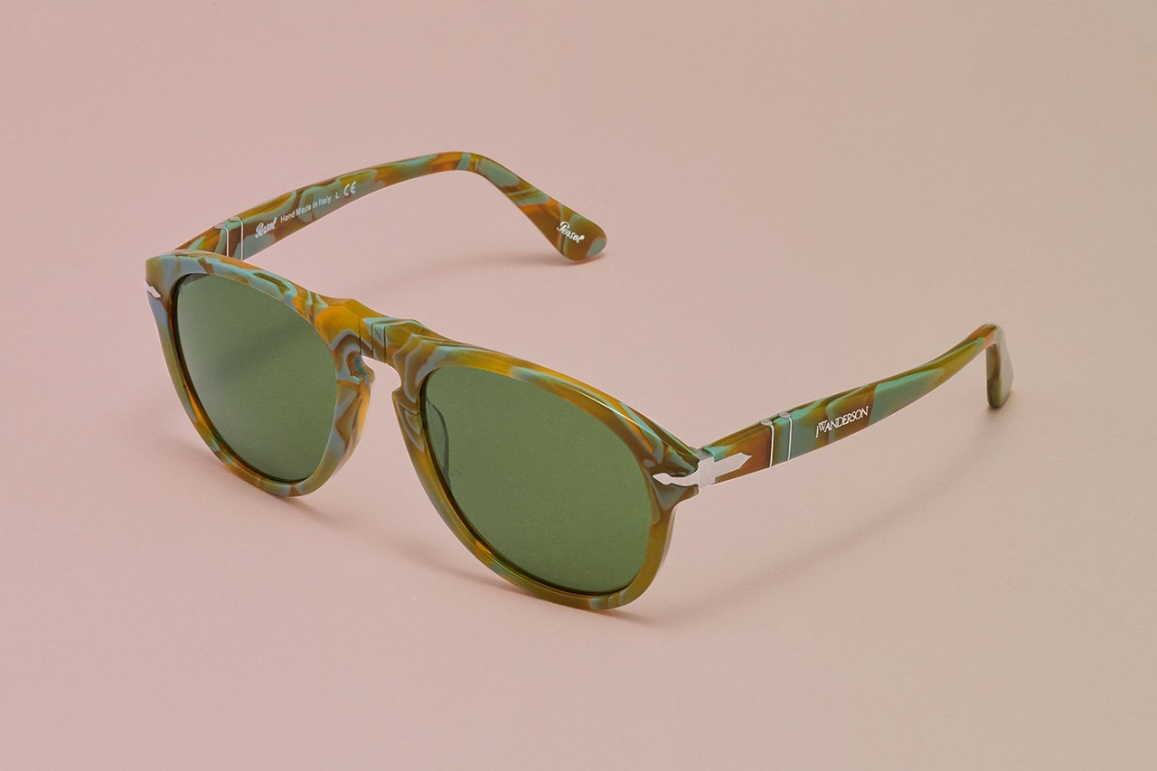 JW Anderson x Persol Collaboration Interview sunglasses Jonathan Anderson release info