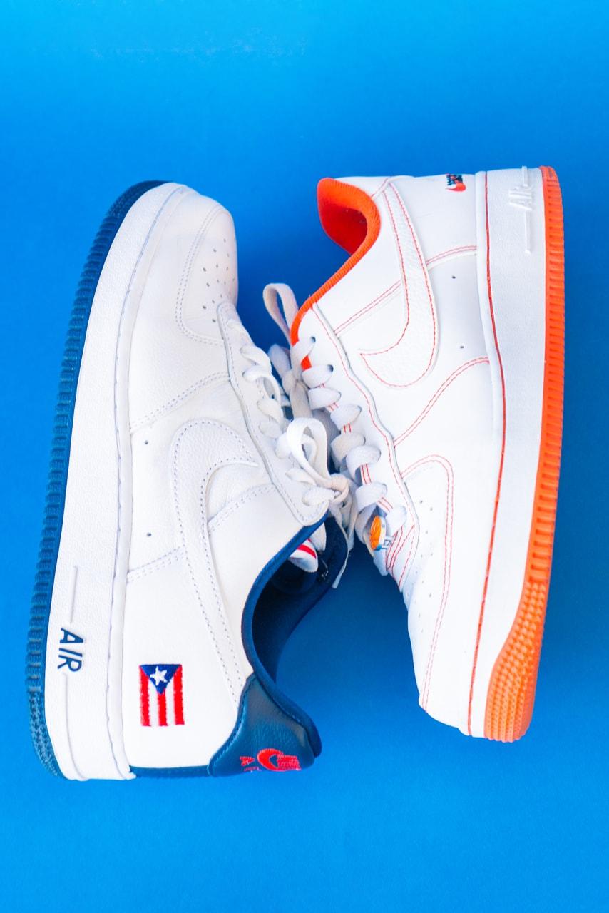 sole mates jourdan ash nike sportswear air force 1 low puerto rico