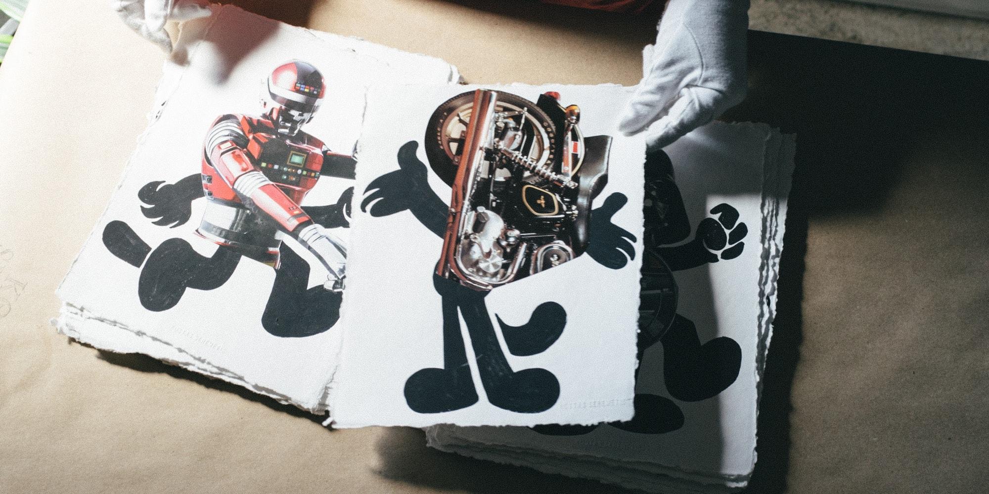 kostas seremetis studio visits feature hypeart hbx life prints collaboration artworks originals contemporary art