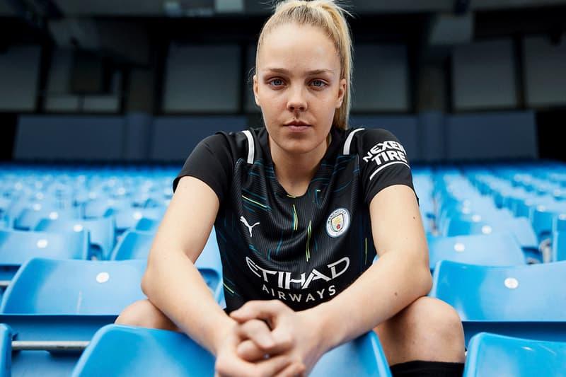 Manchester City Away Kit Puma 2021 22 Away Kit Hypebeast